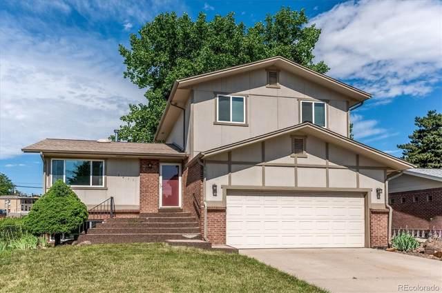 3211 Ward Road, Wheat Ridge, CO 80033 (#4350030) :: Berkshire Hathaway HomeServices Innovative Real Estate