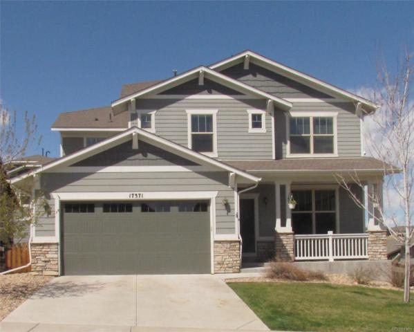 17371 W 83rd Place, Arvada, CO 80007 (MLS #4350119) :: 8z Real Estate