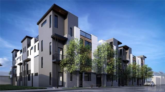4316 N Tennyson Street #4, Denver, CO 80212 (#4350508) :: HergGroup Denver