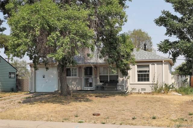 1260 S Tejon Street, Denver, CO 80223 (MLS #4350638) :: 8z Real Estate