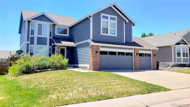 16036 Butterwort Circle, Parker, CO 80134 (#4350692) :: The DeGrood Team
