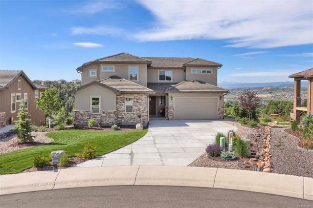 250 Andromeda Lane, Castle Rock, CO 80108 (#4350884) :: The HomeSmiths Team - Keller Williams