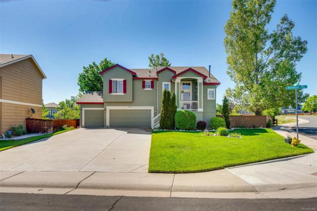 9623 Burberry Way, Highlands Ranch, CO 80129 (#4350937) :: The HomeSmiths Team - Keller Williams