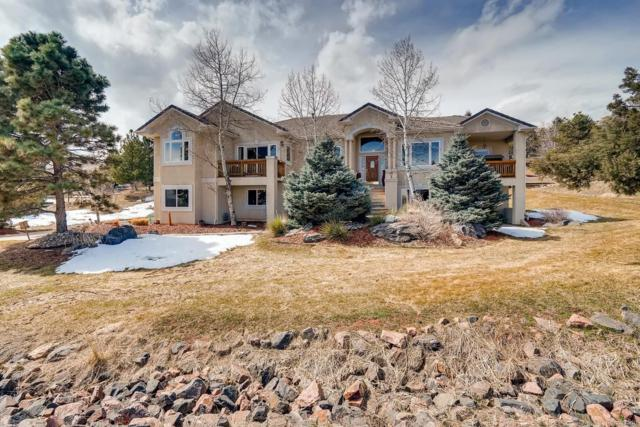 6319 Willow Springs Drive, Morrison, CO 80465 (#4351101) :: 5281 Exclusive Homes Realty