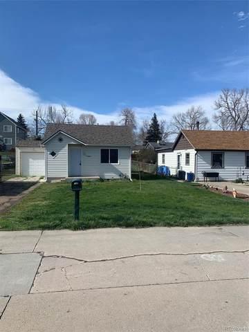 11869 W 14th Avenue, Lakewood, CO 80401 (MLS #4351159) :: 8z Real Estate