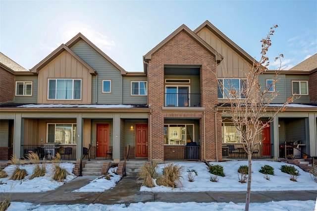 506 E Dry Creek Place, Littleton, CO 80122 (MLS #4351316) :: 8z Real Estate