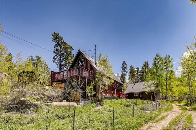 33566 Highway 72, Golden, CO 80403 (MLS #4351393) :: 8z Real Estate