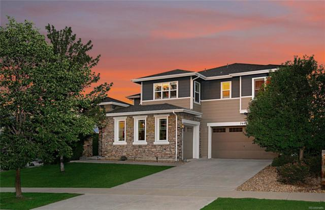 7607 S Haleyville Street, Aurora, CO 80016 (#4351585) :: The DeGrood Team
