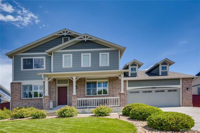 2954 S Jericho Court, Aurora, CO 80013 (#4351635) :: The DeGrood Team