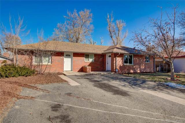 6334 S Prince Street, Littleton, CO 80120 (#4351836) :: Bring Home Denver with Keller Williams Downtown Realty LLC