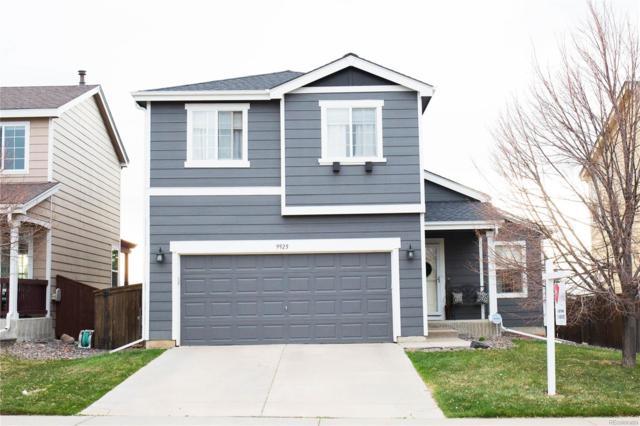 9925 Aftonwood Street, Highlands Ranch, CO 80126 (MLS #4352177) :: Kittle Real Estate