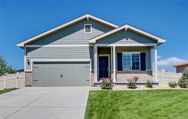 307 Walnut Street, Bennett, CO 80102 (MLS #4352291) :: 8z Real Estate