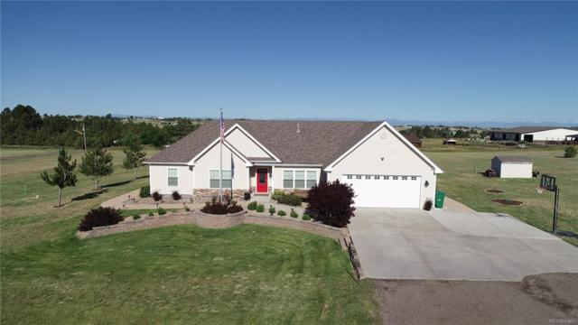 12249 Grand Mesa Lane, Parker, CO 80138 (#4352363) :: The Healey Group