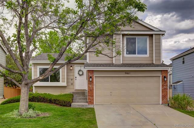 9461 W Indore Drive, Littleton, CO 80128 (#4352392) :: The DeGrood Team