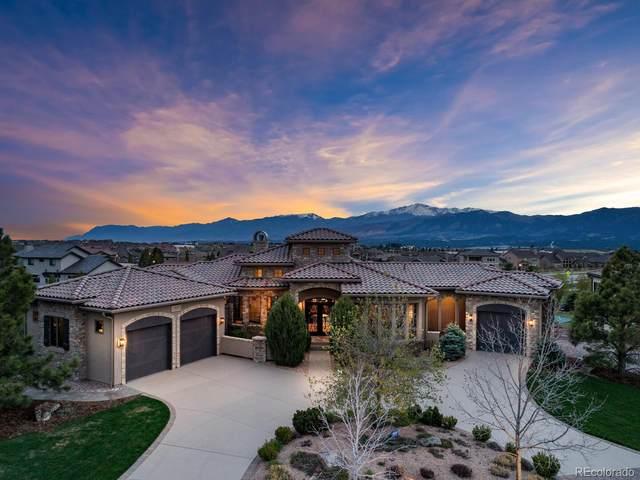 2333 Red Edge Heights, Colorado Springs, CO 80921 (#4352396) :: Portenga Properties