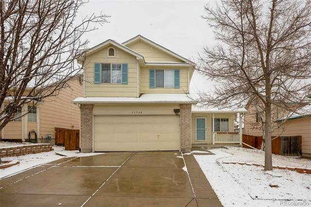 13540 Bellaire Street, Thornton, CO 80241 (#4352418) :: Real Estate Professionals