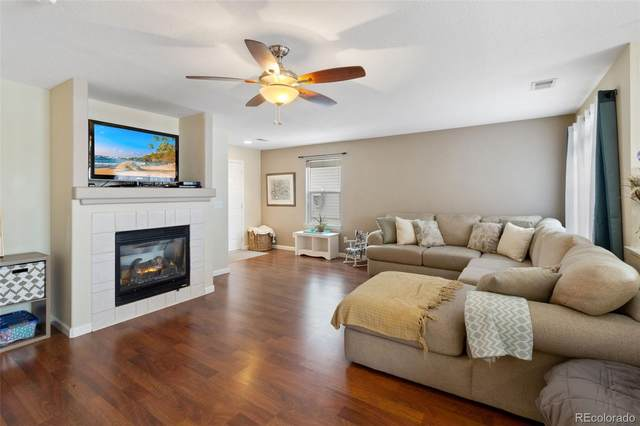 5326 S Picadilly Court, Aurora, CO 80015 (#4352873) :: The Griffith Home Team