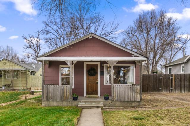 116 S Knox Court, Denver, CO 80219 (#4352899) :: Bring Home Denver
