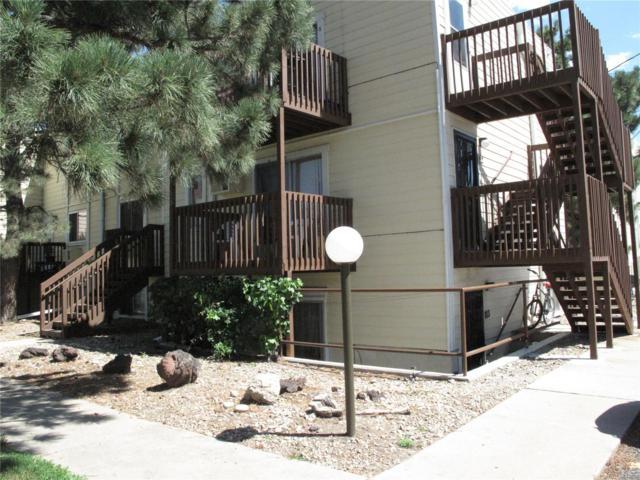 9380 W 49th Avenue #103, Wheat Ridge, CO 80033 (#4352923) :: The Heyl Group at Keller Williams