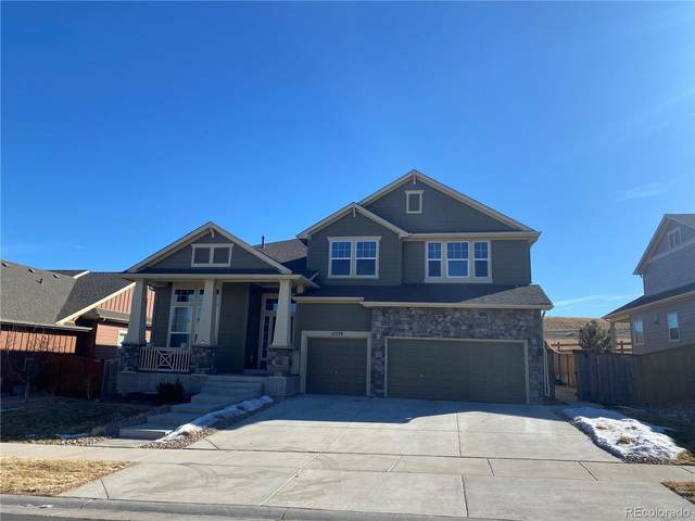11774 S Breeze Grass Way, Parker, CO 80134 (#4352956) :: The Harling Team @ Homesmart