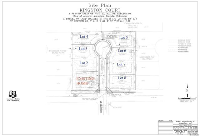 1977 S Kingston Court, Aurora, CO 80014 (MLS #4353009) :: 8z Real Estate
