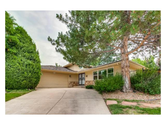 6594 S Heritage Place, Centennial, CO 80111 (MLS #4353037) :: 8z Real Estate