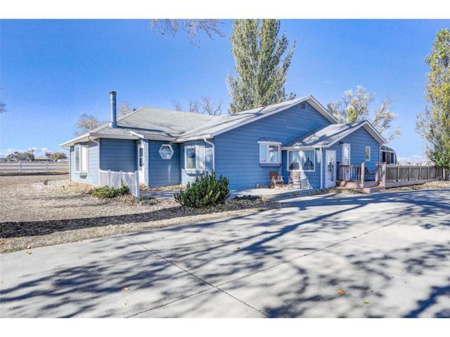 5879 County Road 34, Platteville, CO 80651 (MLS #4353116) :: 8z Real Estate