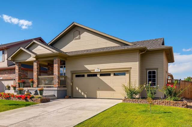 19427 E 62nd Avenue, Aurora, CO 80019 (MLS #4353226) :: 8z Real Estate