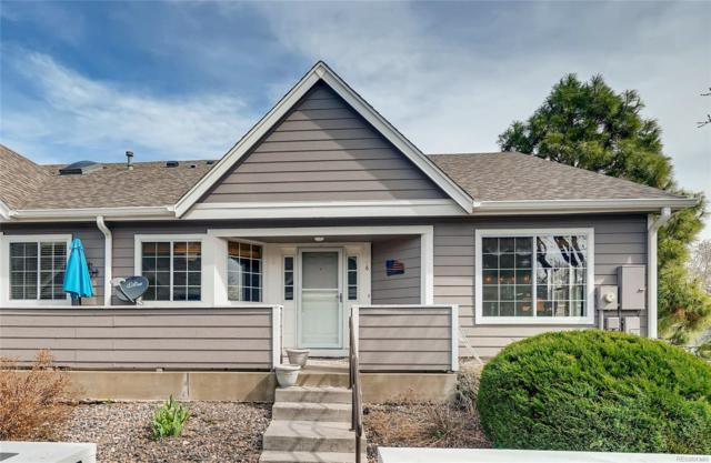 6830 W 84th Circle #6, Arvada, CO 80003 (#4353816) :: Compass Colorado Realty