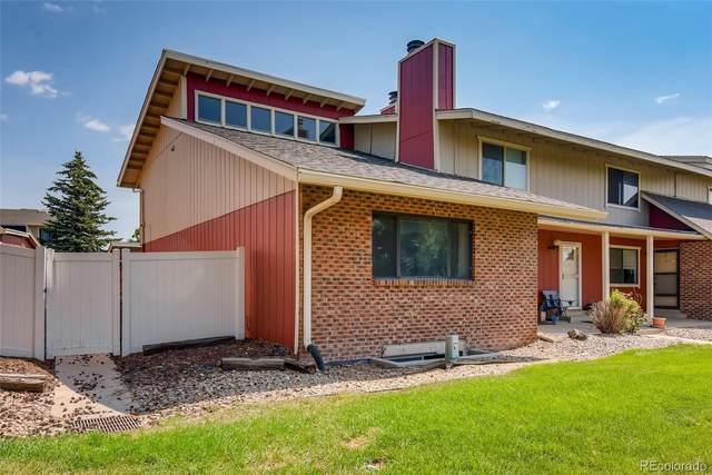 376 W Rockrimmon Boulevard A, Colorado Springs, CO 80919 (#4354043) :: Finch & Gable Real Estate Co.
