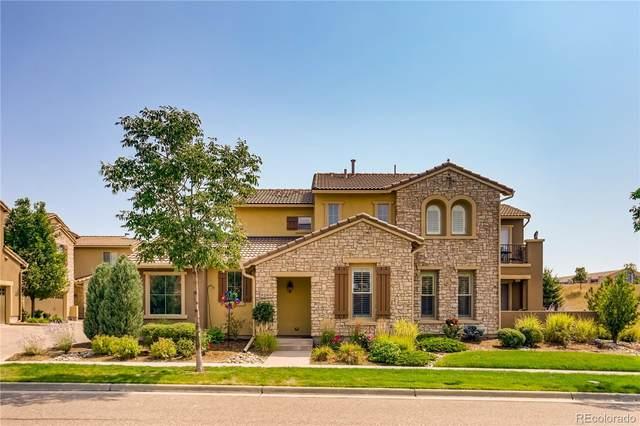 9280 Viaggio Way, Highlands Ranch, CO 80126 (#4354272) :: Compass Colorado Realty