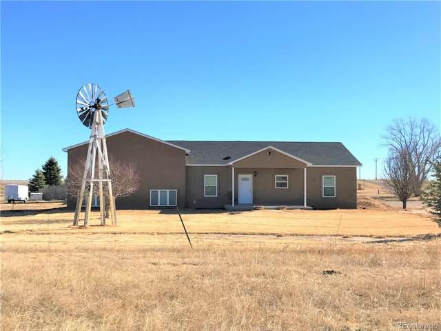 20419 County Road 3E, Limon, CO 80828 (MLS #4354366) :: 8z Real Estate