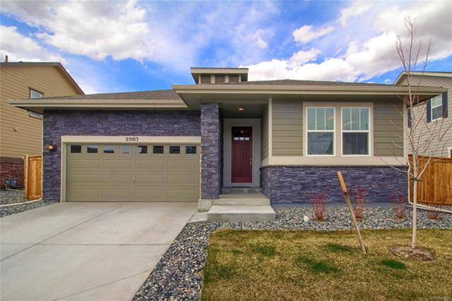 25103 E Byers Drive, Aurora, CO 80018 (#4354484) :: The Peak Properties Group