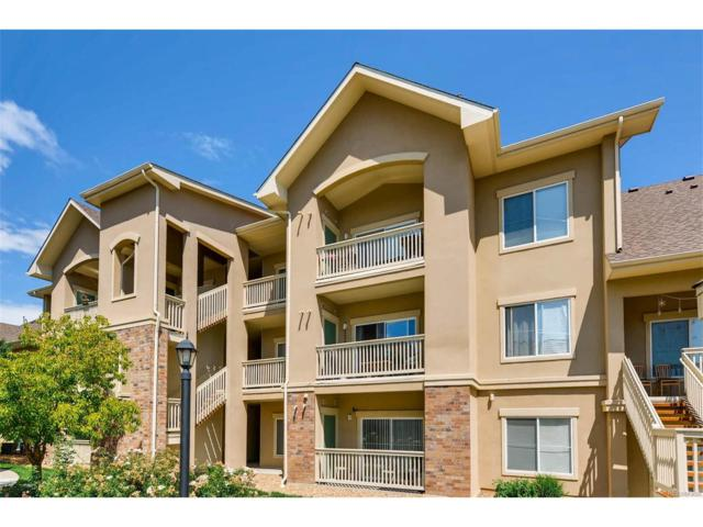 1801 S Dunkirk Street #306, Aurora, CO 80017 (MLS #4354535) :: 8z Real Estate