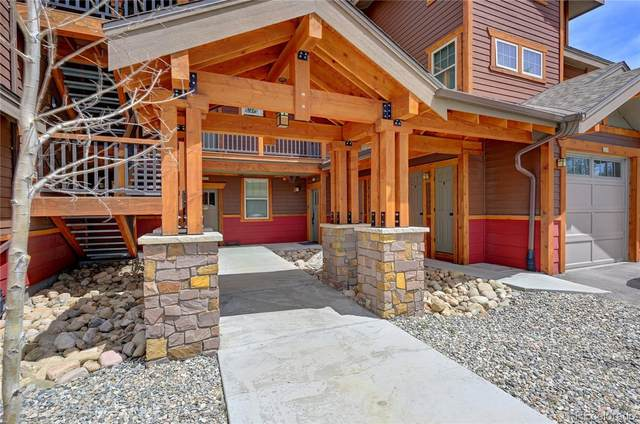 224 Cozens Pointe Circle #101, Fraser, CO 80442 (#4355151) :: The DeGrood Team