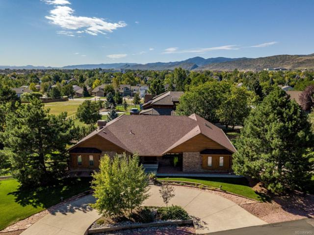 5252 S Xenophon Court, Littleton, CO 80127 (#4355266) :: Colorado Home Finder Realty