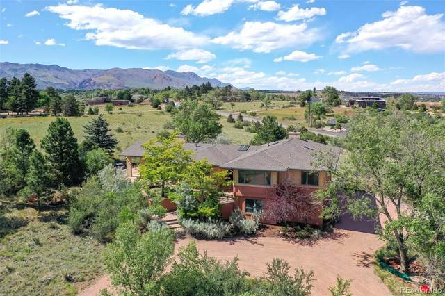 1460 Mesa Road, Colorado Springs, CO 80904 (#4355319) :: The DeGrood Team