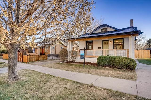 3476 W Clyde Place, Denver, CO 80212 (#4355416) :: Briggs American Properties