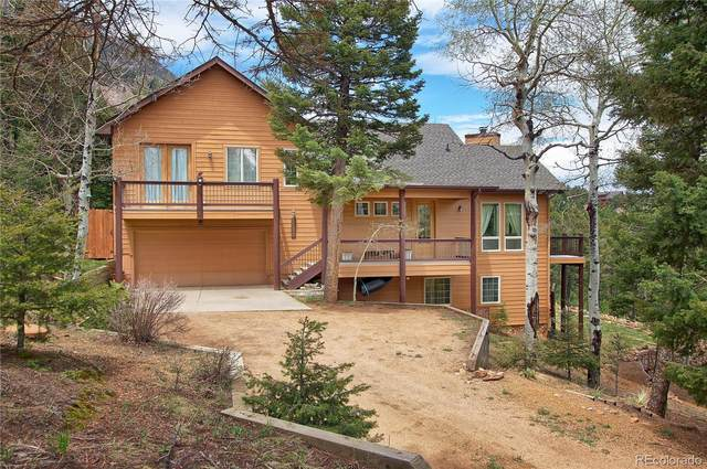 6280 Waterfall Loop, Manitou Springs, CO 80829 (#4355461) :: Berkshire Hathaway HomeServices Innovative Real Estate