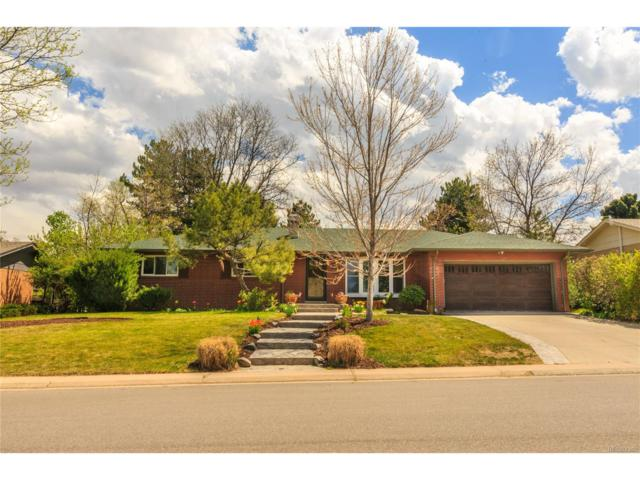 3652 S Grape Street, Denver, CO 80237 (#4355529) :: The City and Mountains Group