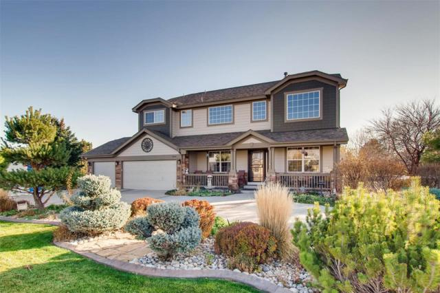 8450 E 160th Place, Brighton, CO 80602 (#4355598) :: The Peak Properties Group