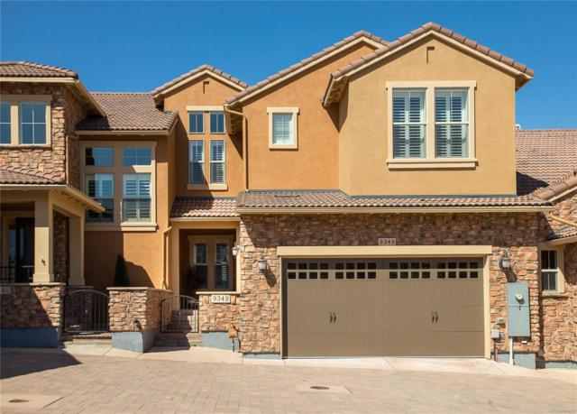 9349 Viaggio Way, Highlands Ranch, CO 80126 (#4355680) :: Colorado Team Real Estate