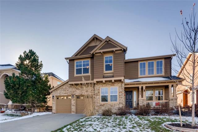 11953 Song Bird Hills Street, Parker, CO 80138 (#4356023) :: The DeGrood Team