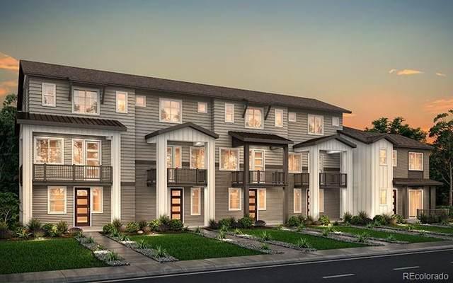 1340 Hoyt Street #4, Lakewood, CO 80215 (#4356107) :: Signature Realty, Inc.