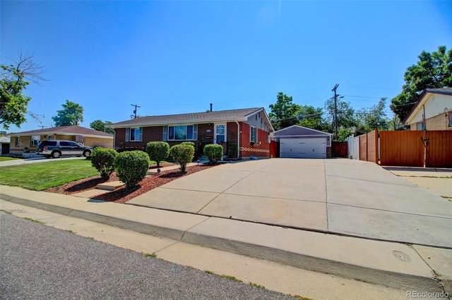 8282 Navajo Street, Denver, CO 80221 (#4356146) :: The Colorado Foothills Team | Berkshire Hathaway Elevated Living Real Estate