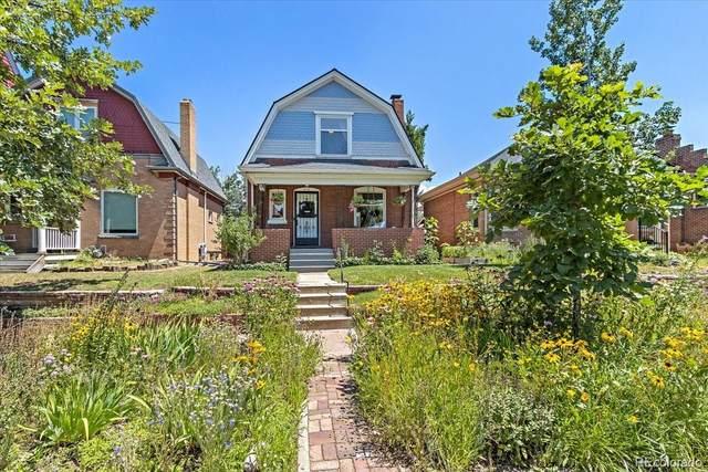 616 S Grant Street, Denver, CO 80209 (#4356404) :: Finch & Gable Real Estate Co.