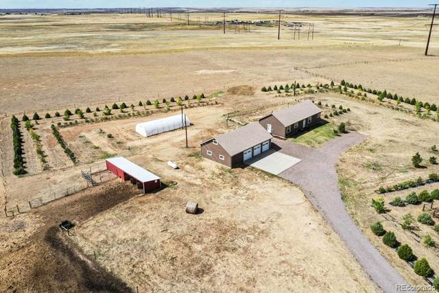 69255 E County Road 34, Byers, CO 80103 (#4356498) :: The DeGrood Team