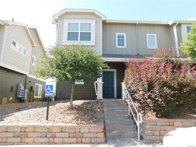 14700 E 104th Avenue #2406, Commerce City, CO 80022 (#4356713) :: Bring Home Denver