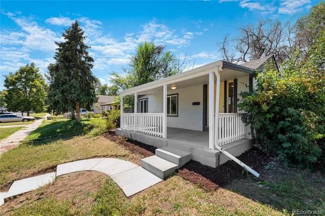 131 S Julian Street, Denver, CO 80219 (MLS #4356763) :: 8z Real Estate