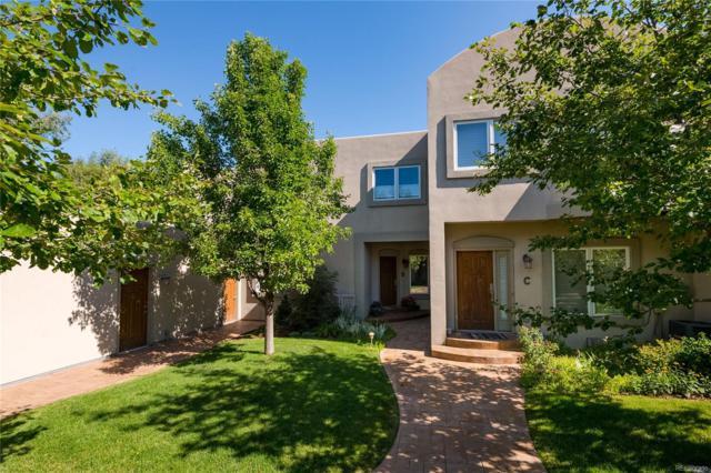 155 S Jackson Street D, Denver, CO 80209 (#4357011) :: Colorado Home Finder Realty